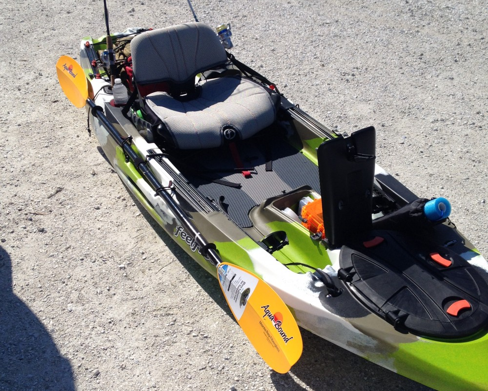 Feelfree lure 11 5 anchor trolley for Feelfree lure 11 5 with trolling motor